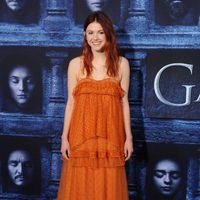Hannah Murray at the premiere of 'Game of Thrones' Season Six