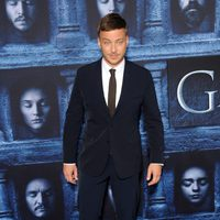 Tom Wlaschiha at the premiere of 'Game of Thrones' Season Six