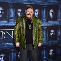 Kristian Nairn at the premiere of 'Game of Thrones' Season Six