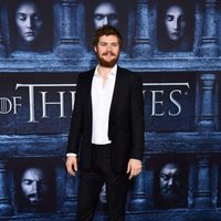 Finn Jones at the premiere of 'Game of Thrones' Season Six