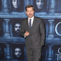 Nikolaj Coster-Waldau at the premiere of 'Game of Thrones' Season Six