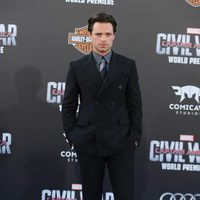 Sebastian Stan at 'Captain America: Civil War' World Premiere
