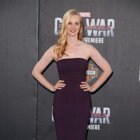 Deborah Ann Woll at 'Captain America: Civil War' World Premiere