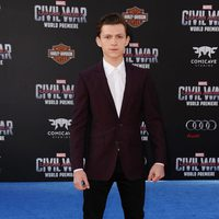 Tom Holland at 'Captain America: Civil War' World Premiere