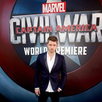 Luke Mitchell at 'Captain America: Civil War' World Premiere
