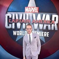 Paul Bettany at 'Captain America: Civil War' World Premiere