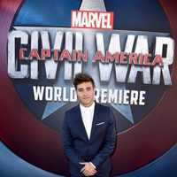 Jorge Blanco at 'Captain America: Civil War' World Premiere