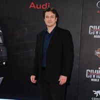 Nathan Fillion at 'Captain America: Civil War' World Premiere