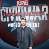 Chris Evans at 'Captain America: Civil War' World Premiere