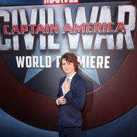 Ty Simpkins at 'Captain America: Civil War' World Premiere