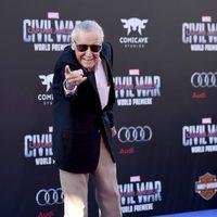 Stan Lee at 'Captain America: Civil War' World Premiere