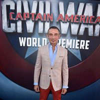 Shaun Toub at 'Captain America: Civil War' World Premiere