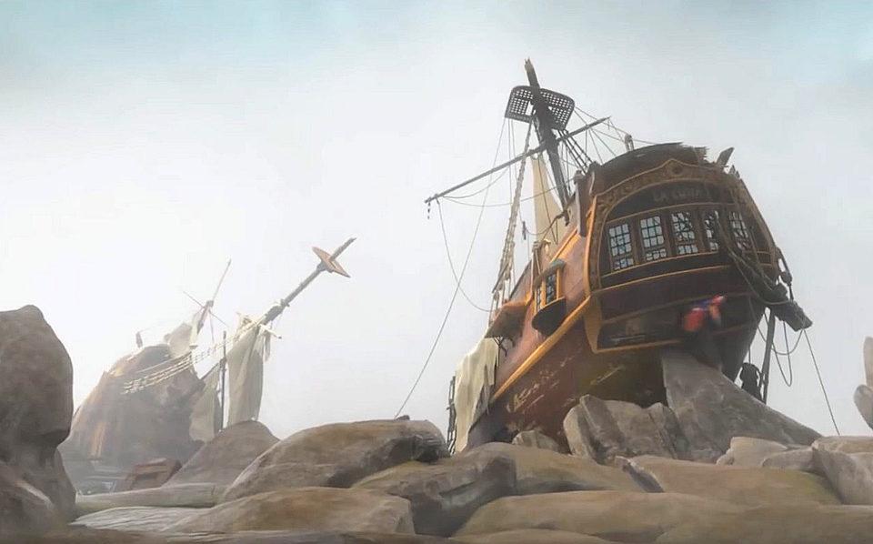 Robinson Crusoe, fotograma 2 de 18