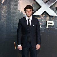 Evan Peters at the 'X-Men: Apocalypse' London premiere