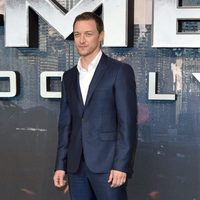 James McAvoy at the 'X-Men: Apocalypse' London premiere