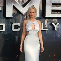 Jennifer Lawrence at the 'X-Men: Apocalypse' London premiere