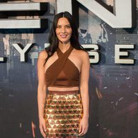 Olivia Munn at the 'X-Men: Apocalypse' London premiere