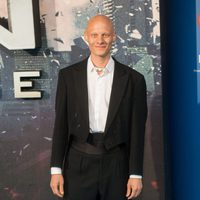 Tómas Lemarquis at the 'X-Men: Apocalypse' London premiere
