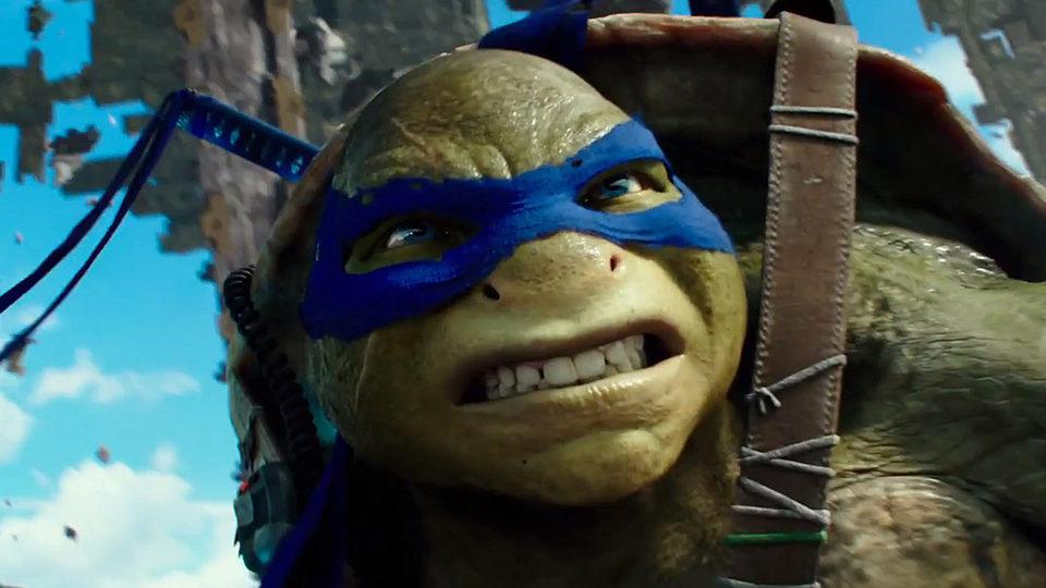 Teenage Mutant Ninja Turtles 2, fotograma 26 de 27