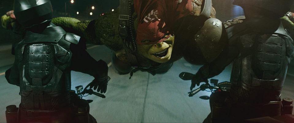 Teenage Mutant Ninja Turtles 2, fotograma 17 de 27