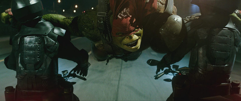 Teenage Mutant Ninja Turtles 2, fotograma 16 de 27