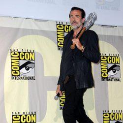 Jeffrey Dean Morgan attend the Comic-Con International 2016