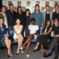 'The Walking Dead' Cast attend the Comic-Con International 2016
