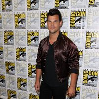 Taylor Lautner attend the Comic-Con International 2016