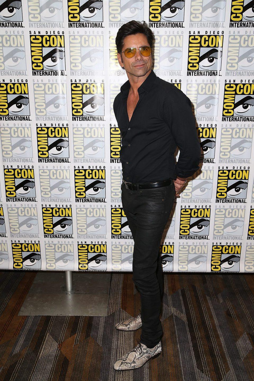 John Stamos attend the Comic-Con International 2016