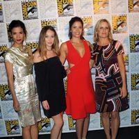 'Fear The Walking Dead' female cast attend the Comic-Con International 2016