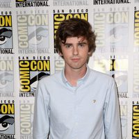 Freddie Highmore attend the Comic-Con International 2016