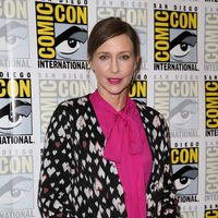 Vera Farmiga attend the Comic-Con International 2016