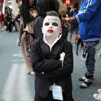 The Joker Cosplay attend the Comic-Con International 2016