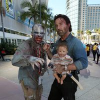 'The Walking Dead' Cosplay attend the Comic-Con International 2016