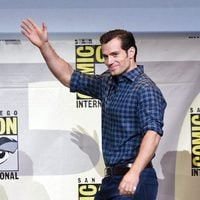 Henry Cavill coming at Comic-Con