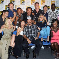 'Suicide Squad' cast
