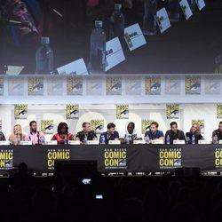 'Suicide Squad' actors