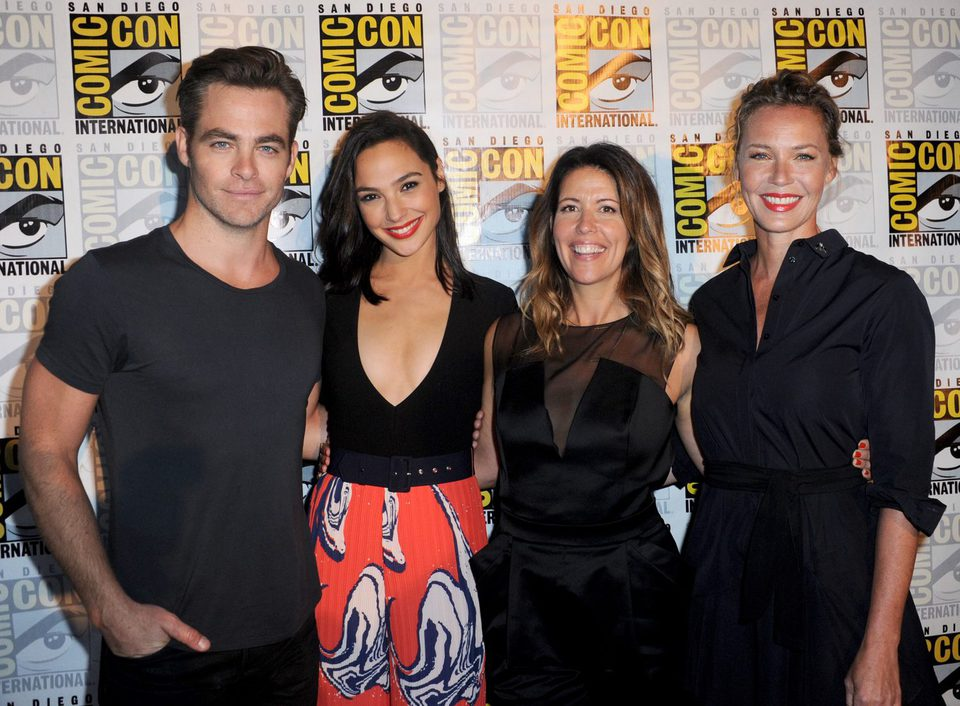 'Wonder Woman' crew