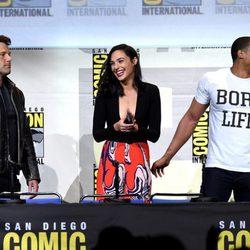 'Justice League' actors