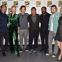 'Doctor strange' crew