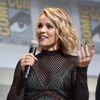 Rachel McAdams at 2'16's Comic-Con