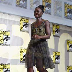 Lupita Nyong'o coming at Marvel's panel