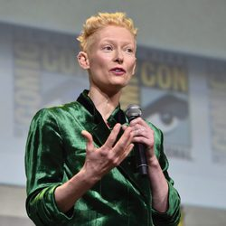 Tilda Swinton speech at Comic-Con 2106
