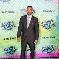 Will Smith at the 'Suicide Squad' world premiere