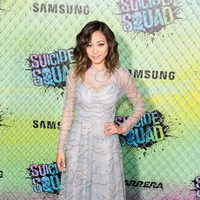 Karen Fukuhara at the 'Suicide Squad' world premiere