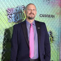 David Ayer at the 'Suicide Squad' world premiere