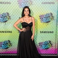 Corina Calderon at the 'Suicide Squad' world premiere