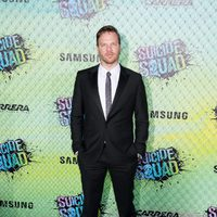 Jim Parrack at the 'Suicide Squad' world premiere