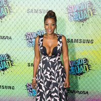 Yolanda Ross at the 'Suicide Squad' world premiere