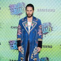 Jared Leto at the 'Suicide Squad' world premiere